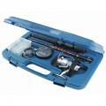 Daiwa Executive Travel Pack Spinning/Fly Rod/Reel Kit (ETPSF200-CF3iB/WN)